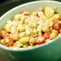 Chickpea Salad II recipe