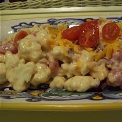 Creamy Cauliflower Salad recipe