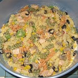 Chicken Pasta Salad II recipe