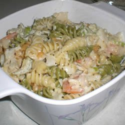 Seafood Salad Supreme recipe