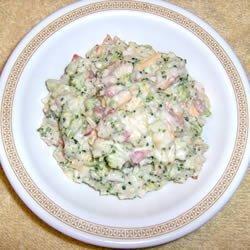 Broccoli Salad II recipe