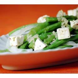 Green Bean and Feta Salad recipe