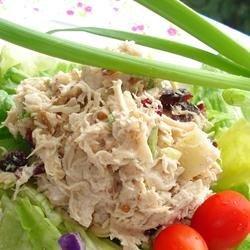 Rachel's Cranberry Chicken Salad recipe