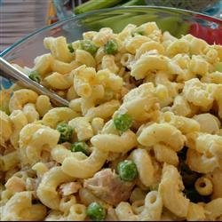 Amelia's Tuna Macaroni Salad recipe