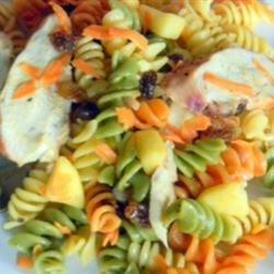 Curry Pasta Salad recipe