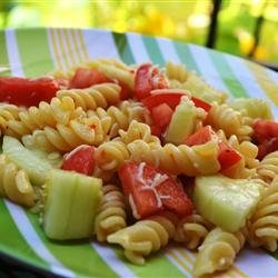 Pasta Salad II recipe