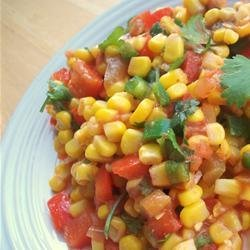 Mexican Corn Salad recipe