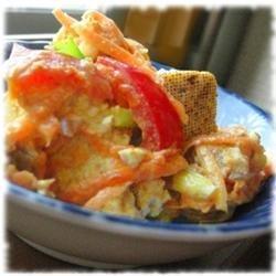 Curried Tofu Salad recipe