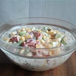 Cold Corn Salad recipe