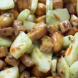 Vietnamese Tofu Salad recipe
