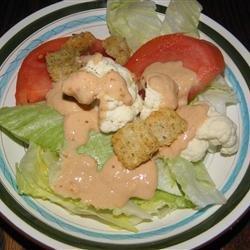 Jesse's Ginger Salad Dressing recipe