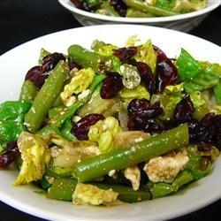 Green Bean Salad with Feta recipe