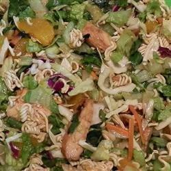 Easy Yummy Chinese Chicken Salad recipe