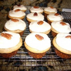 Vermont Maple Spice Cupcakes recipe