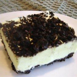 Frozen Pistachio Cookie Dessert recipe