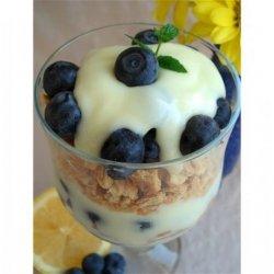 Easy Blueberry Lemon Parfait recipe
