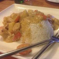 Meiling's Yummy Thai Yellow Curry recipe
