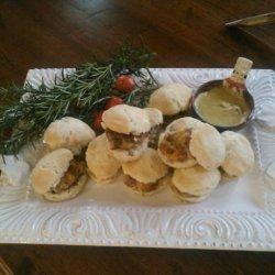 Sausage Hash Sliders #5FIX recipe