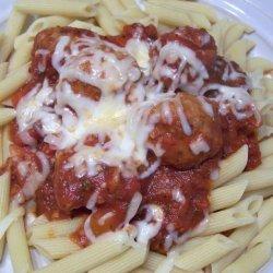 Lorilyn's Spaghetti Sauce recipe