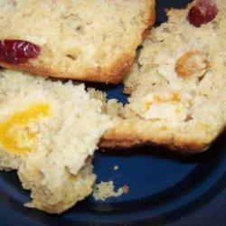 Golden Raisin Oat Bran Muffins recipe