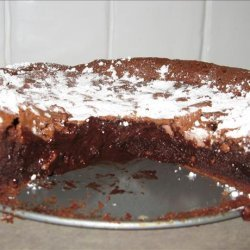 The Best French Chocolate Cake recipe