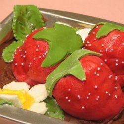 Strawberry Jello Pound Cake recipe