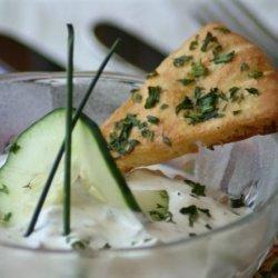 Pita Bread from a Mix recipe