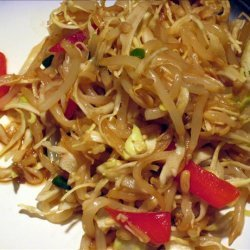 Chinese Cabbage and Bean Sprout Salad recipe