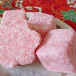 Pretty, Pretty, Well Defined Shaped Fizzy Bath Bombs recipe