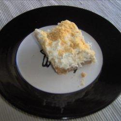 Easy Refrigerator Pineapple Graham Dessert Squares recipe