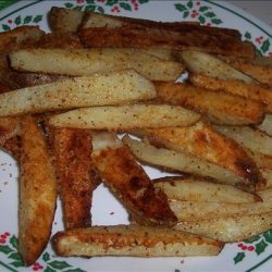 Baked Fries recipe