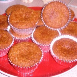 Almond Flour Applesauce Muffins recipe