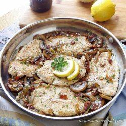 Turkey Marsala recipe