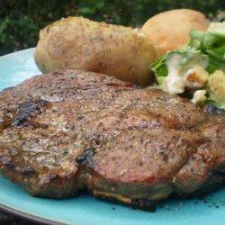 Pepper Steak for Two recipe