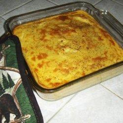 Cheesy Potato Puff recipe