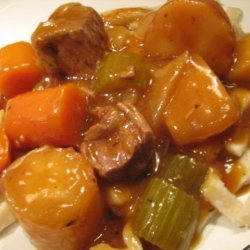 Beef and Porter Stew recipe