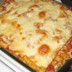 Surprising Baked Ziti recipe