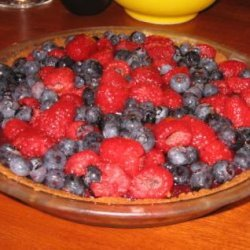 Summer Berry Pie recipe