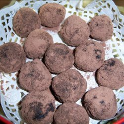 Oreo Cherry Truffles recipe