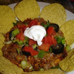 Nachos Arizona Style recipe