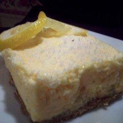 Lemon Snow Freeze recipe