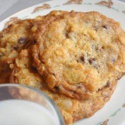 Potato Chip Chocolate Chip Cookies recipe