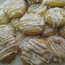 Chewy Honey Lemon Cookies recipe