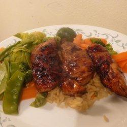 Marinade for Chicken. recipe