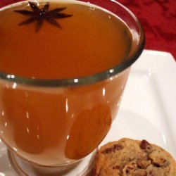 Spiced Holiday Tea recipe