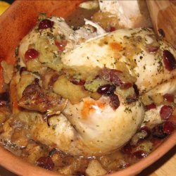 Apple Cranberry Chicken recipe