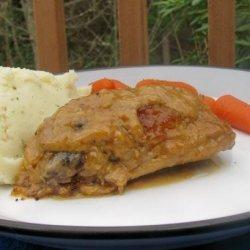 Easy Oven Barbecue Chicken recipe