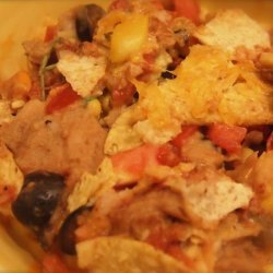 Mexican Party Casserole recipe
