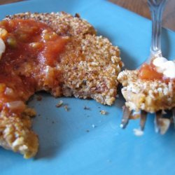 Pinto Bean and Cheddar Patties recipe