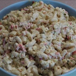 Ellie's Elbow Pasta Salad recipe
